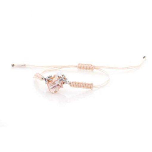 Bracciali con perla di fiume barocca-280